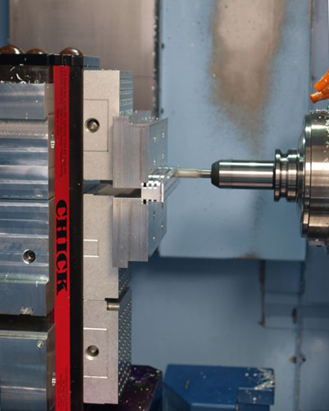 High speed precision machining