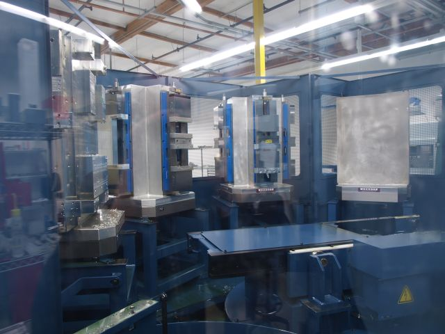 Matsuura MAM 630 Horizontal Milling Center