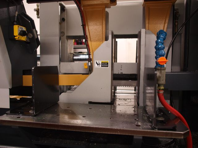 Precision Cutoff Saw